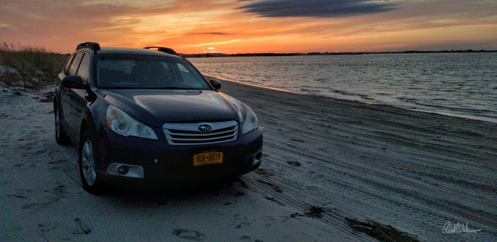 My Last Off Road Adventure in my Outback