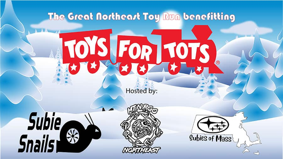 The Great Northeast Toy Run of 2019 Benefiting Toys for Tots