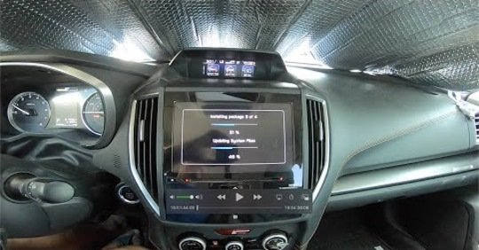 Over The Air Starlink Head Unit Updates Enabled for 2018+ Subaru Outback, Crosstrek, Impreza, BRZ and Legacy