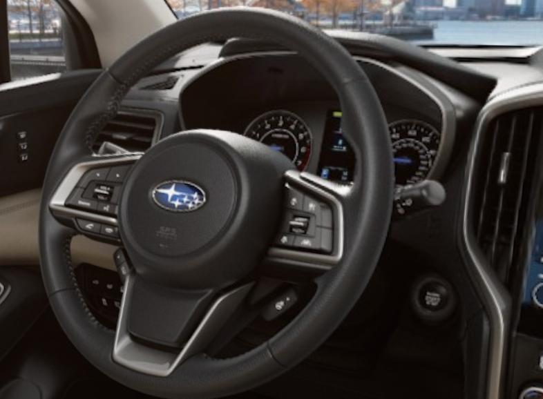 Subaru How To: Changing your set Cruise Speed using Subaru's new Adaptive Cruise Control